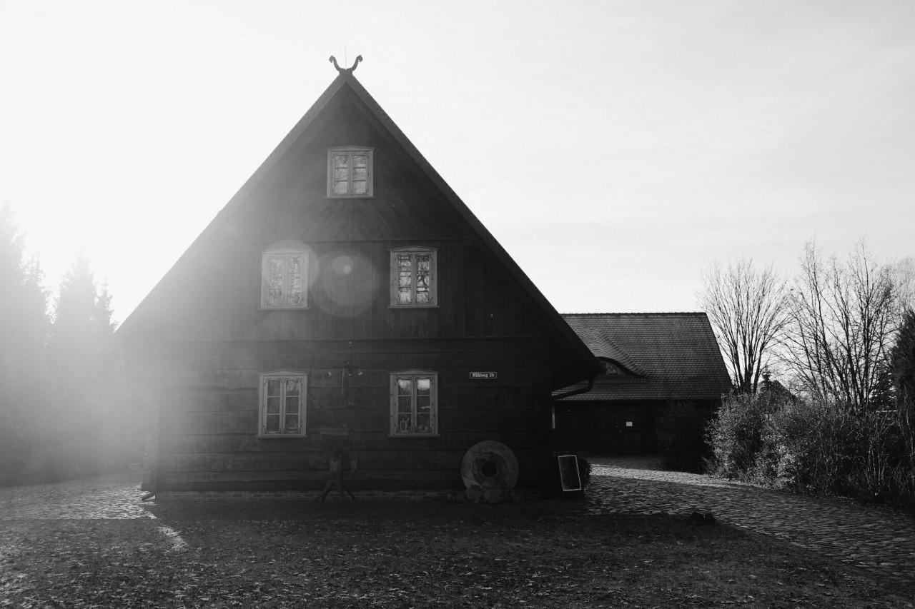 Milch & Moos · Vom Wandern und vom guten Essen · Brandenburg, Berlin Dezember · Wanderung Spreewald, Lübbenau, Schokolade